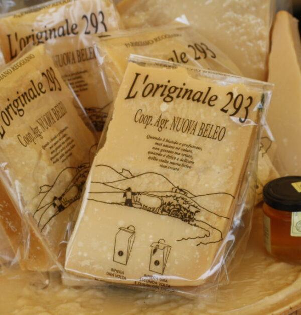 tranci in sacchetti per degustazione